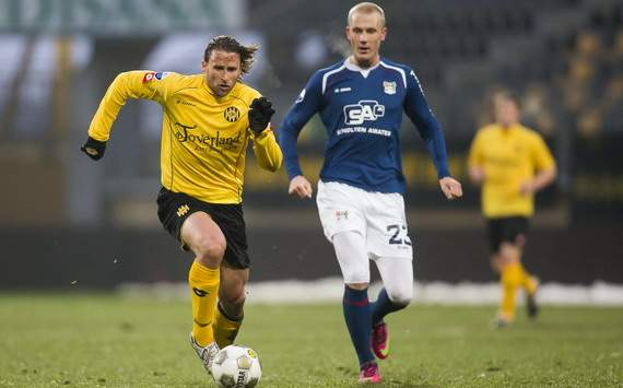 Roda JC - NEC, Laurent Delorge vs. Nick van der Velden