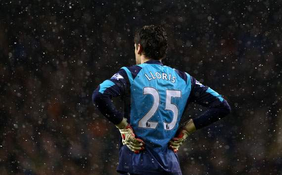 EPL - Tottenham Hotspur v Manchester United, Hugo Lloris