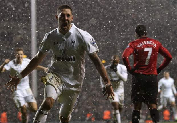 Dempsey prepared to fight for new attacking role at Tottenham