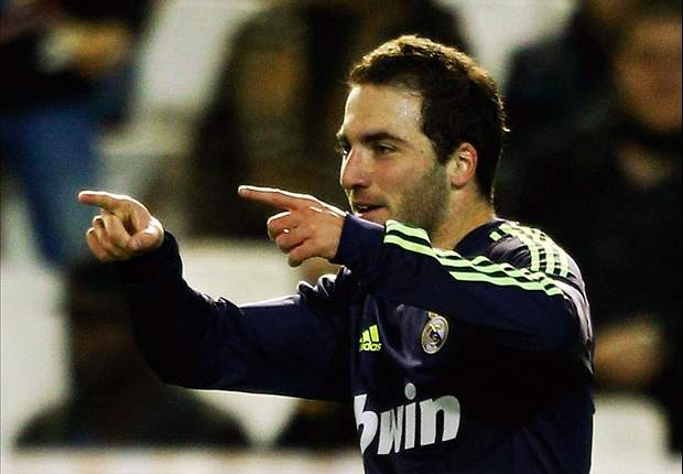 Higuain: Madrid can do a lot of damage to Manchester United