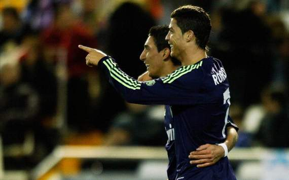 La Liga Team of the Week: Cristiano Ronaldo, Di Maria, Ozil & Varane all in
