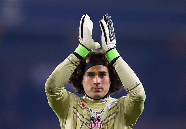 Ochoa's agent plays down Liverpool rumours