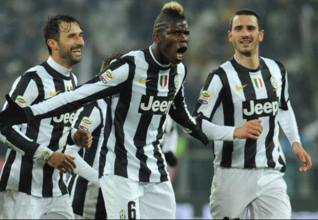 Serie A Team of the Week: Pogba the top dog
