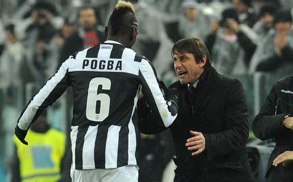 Raiola promises that Pogba will not leave Juventus