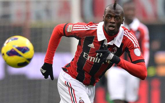 Niang: Milan now aiming for second place