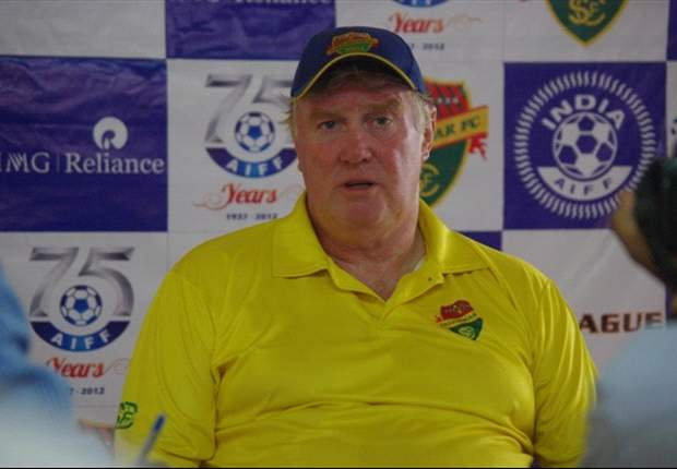 Salgaocar FC coach David Booth: 'The result was everything'