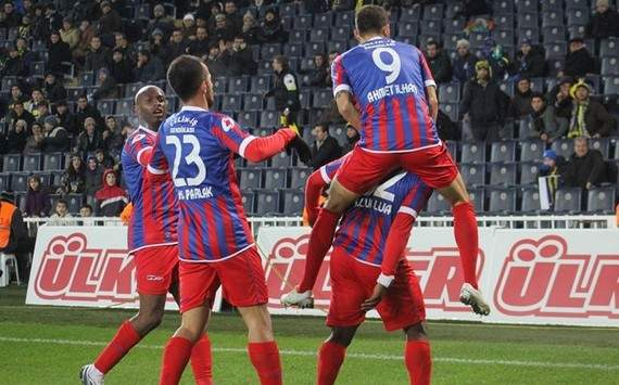 Karabkspor mutlu sonla bitirdi