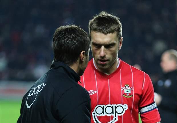 Southampton prepared to sell Lambert in January
