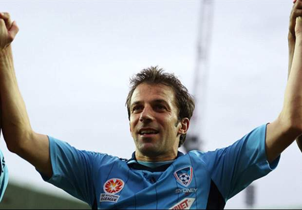 Goal of the Week: Del Piero tops our latest poll