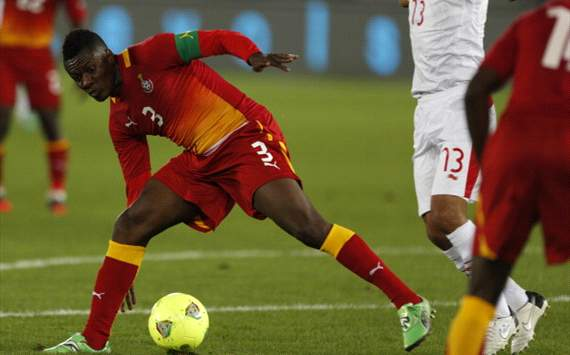 2013 Afcon: Ghanaians should keep calm  Asamoah Gyan