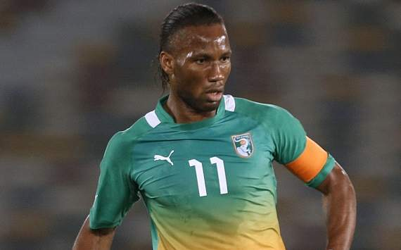 Galatasaray Akui Negosiasi Dengan Didier Drogba