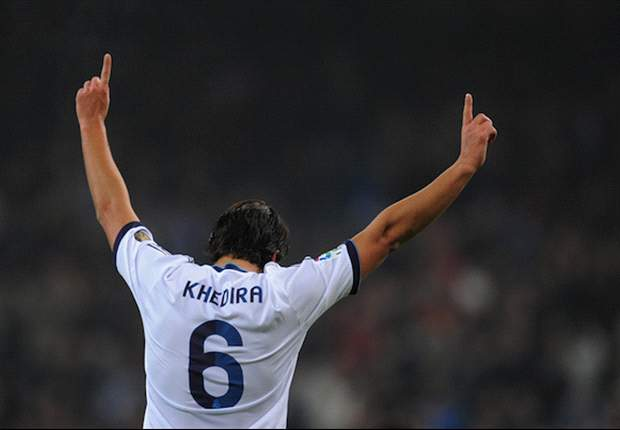 Life at Real Madrid is perfect, says Khedira