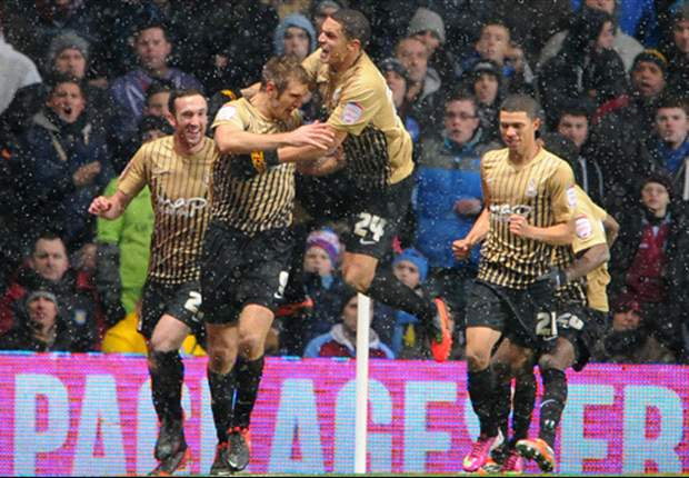 'Magic does happen' - Bradford heroes celebrate Capital One Cup triumph
