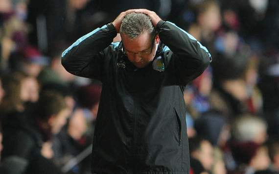 Dunne's Aston Villa not over, insists Lambert