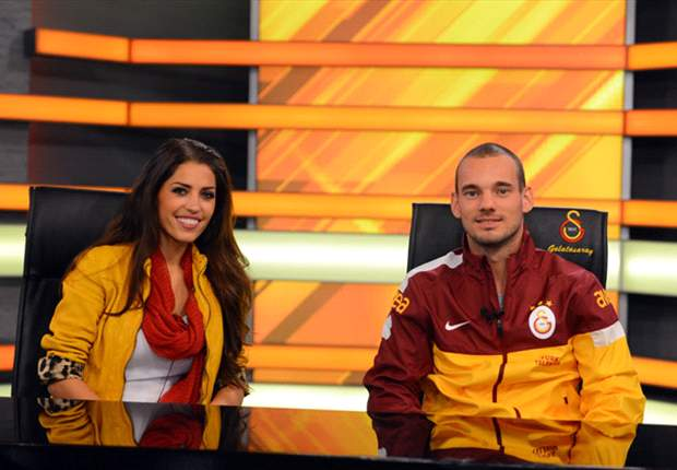 Sneijder: I feel at home in Turkey