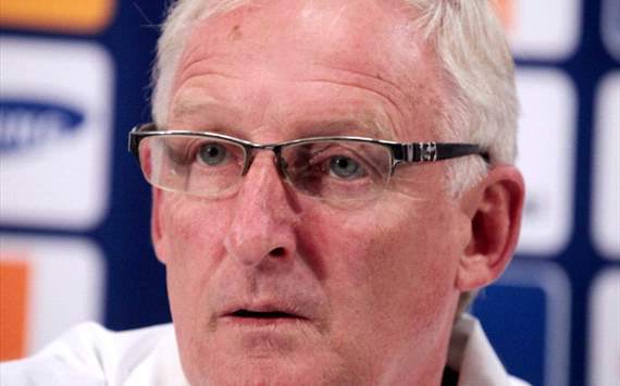 Igesund: I want to stay on as Bafana coach