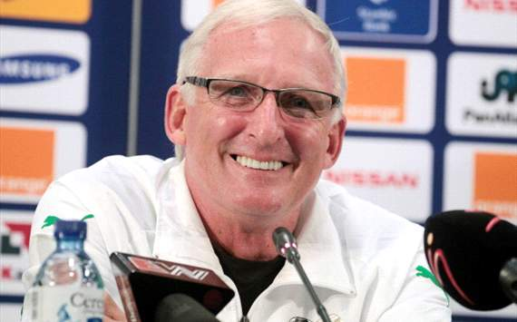 Igesund proud of Bafana Bafana players