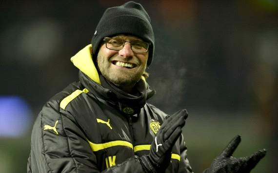 Klopp hoping for peaceful Ruhr valley derby