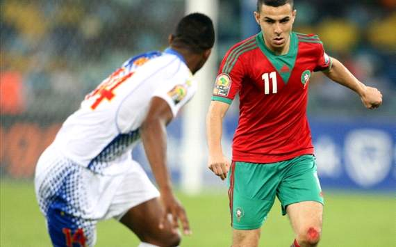 Morocco vs Cape Verde