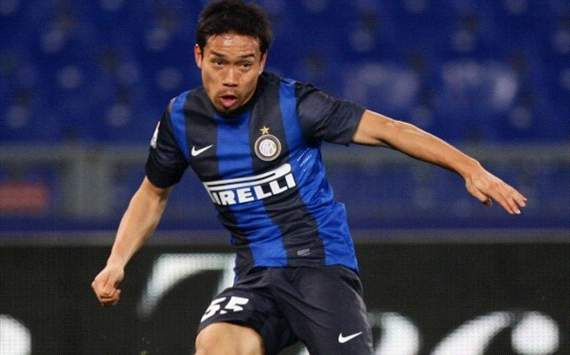 Inter's Nagatomo facing a month out with knee injury