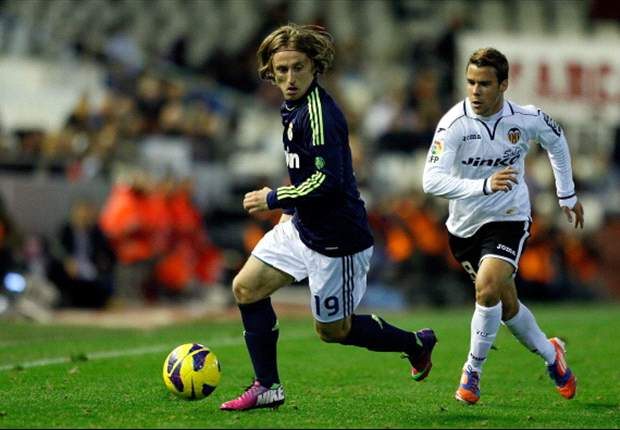 Modric: I will help Madrid to success
