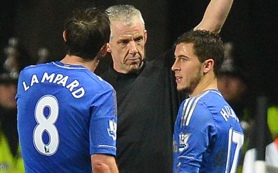 Chelsea star Hazard apologises for ball boy incident