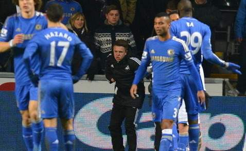 Hazard ball boy incident condemned by Belgian FA