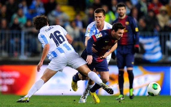 Barcelona breathe sigh of relief over Messi injury