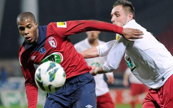 Coupe de France : Richard Pelletier vs Djibril Sidibe (Plabennec vs Lille OSC)
