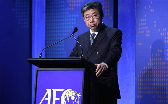 Asian Football Confederation to elect president and vice-president in May