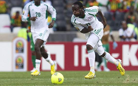Moses the star attraction at 2013 Afcon