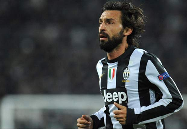 Pirlo: Celtic atmosphere won't intimidate Juventus