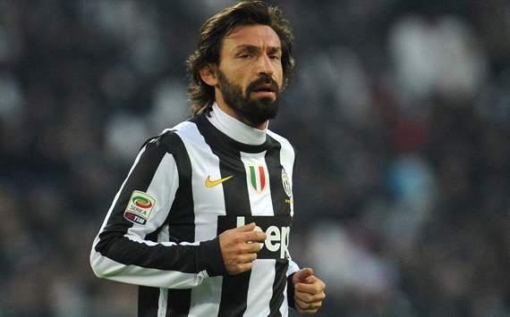 Pirlo: Para los 'Bianconeri' es un sueño ganar la Champions