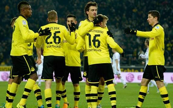 1860 Munich vs Borussia Dortmund