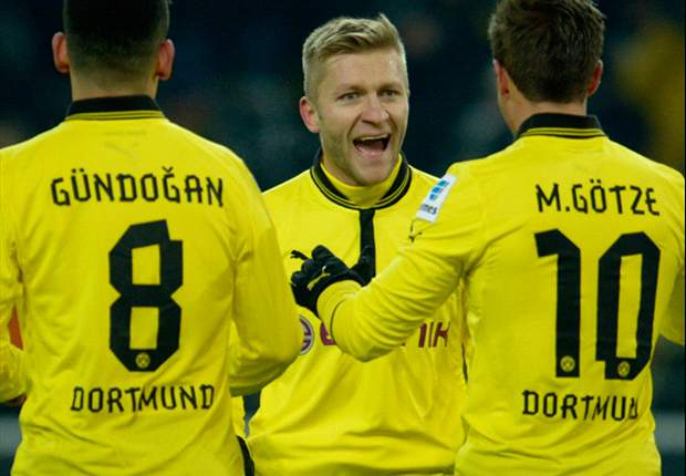 Bundesliga Team of the Week: Dortmund dominate once more