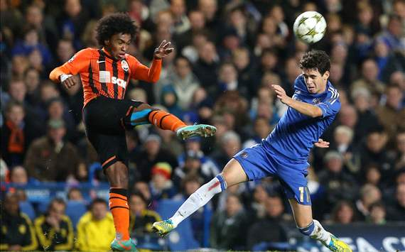 Willian completes €35 million Anzhi Makhachkala move