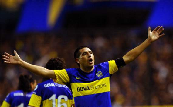 Riquelme rejoins Boca Juniors