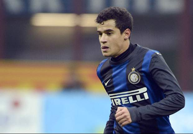Liverpool move a 'great opportunity' for Coutinho, says Moratti