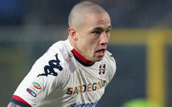 AS Roma Ikut Kejar Radja Nainggolan