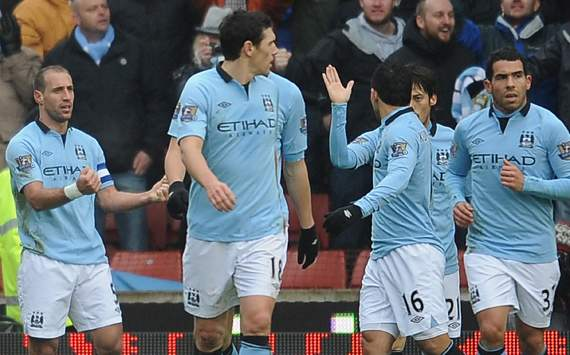 Platt hails match-winner Zabaleta as Manchester City progress in FA Cup