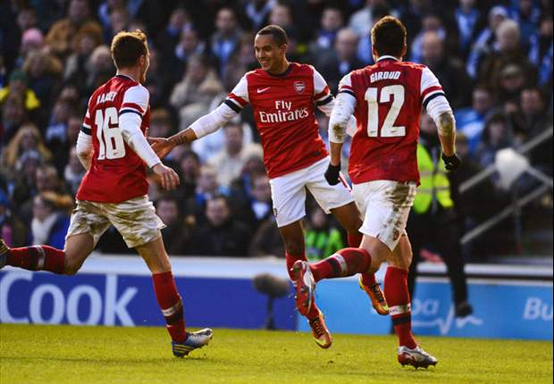 FA Cup fifth round draw: Arsenal to face Blackburn as Manchester United host Reading