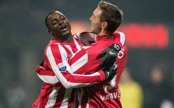 PSV - Heracles Almelo, Jetro Willems &amp; Tim Matavz