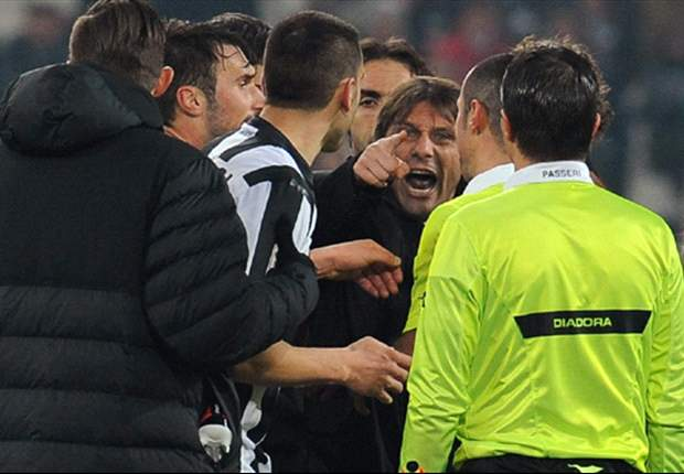 Juventus speak up against the trends of incorrect refereeing for the benefit of Serie A