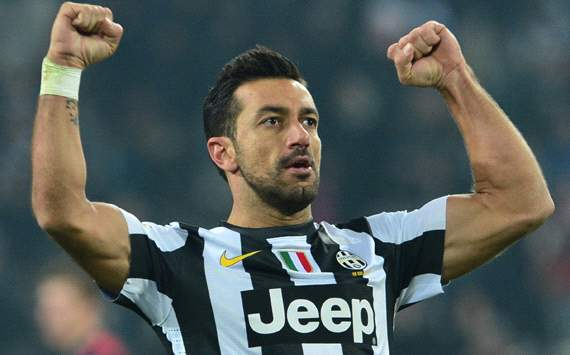 Quagliarella wants to stay at Juventus, says agent