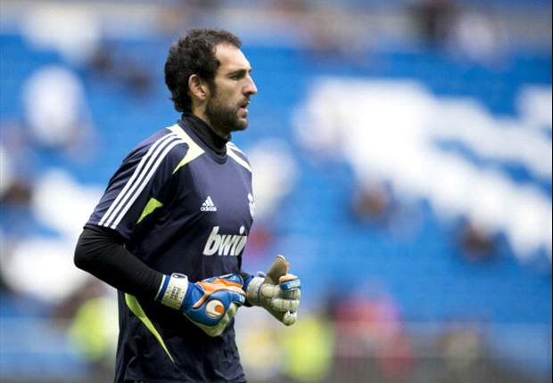 I have not signed to replace Casillas at Real Madrid, says Lopez