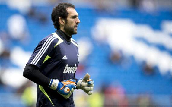 TEAM NEWS: Diego Lopez starts on return to Real Madrid in Clasico clash