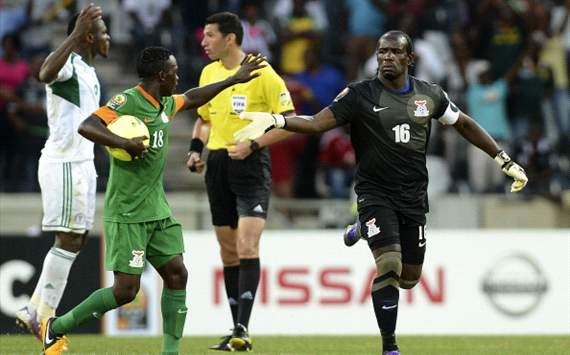 Egyptian referee Grisha Ghead to be expelled from Afcon