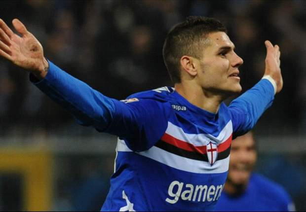 Napoli reveal unfruitful efforts to sign Mauro Icardi