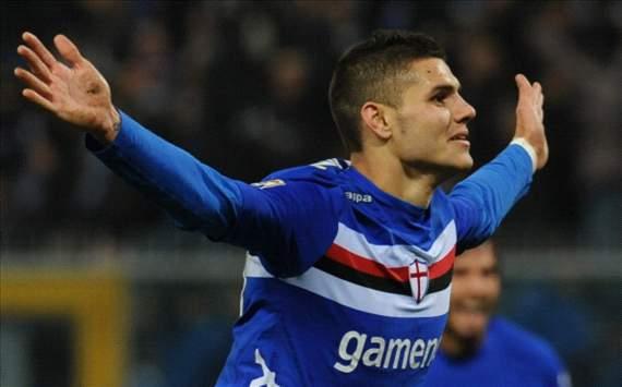 Mauro Icardi - Sampdoria
