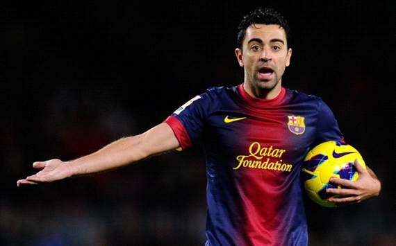 Xavi Hernndez: &quot;El Bara ha merecido ms&quot;
